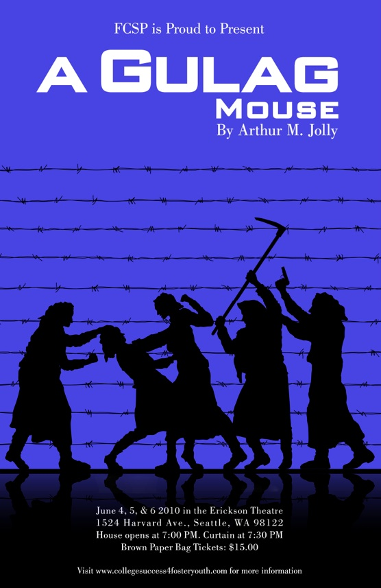 A Gulag Mouse - Seattle Production