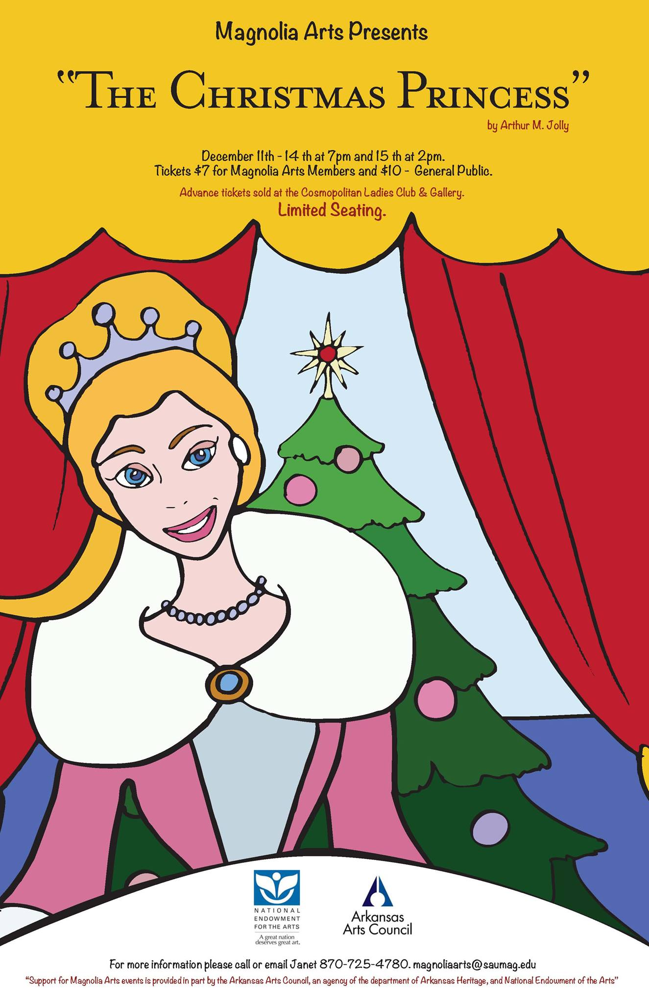 The Christmas Princess