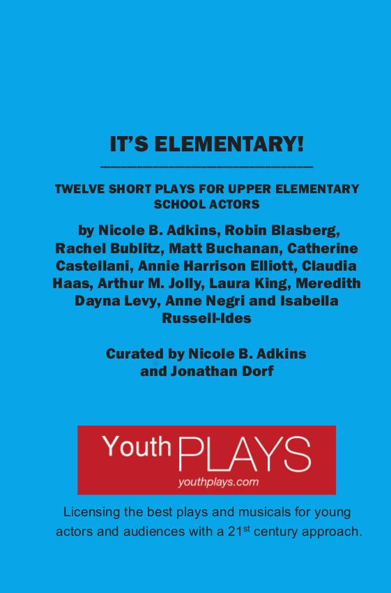 It's Elementary Short Play Collection