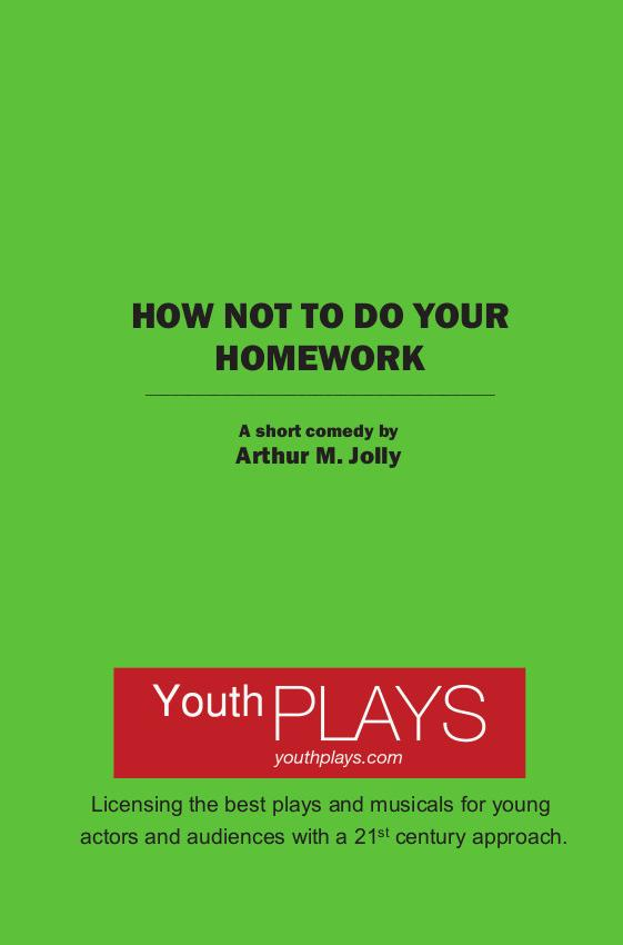 How Not To Do Your Homework